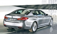 BMW 5 серии 2017 2