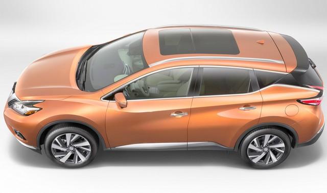 Новый Ниссан Мурано 2018 комплектации и цены авто