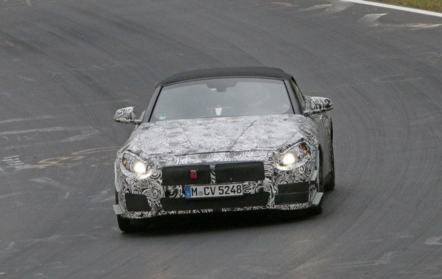 BMW Z5 2018 - фото, цена, технические характеристики и видео тест-драйв