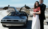 Delorean DMC-12 2016 1