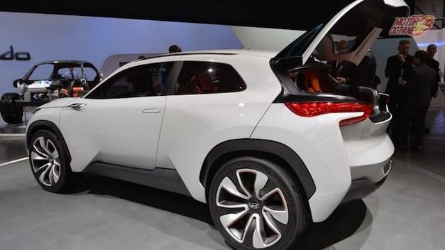 Hyundai Kona комплектации и цены фото видео тест драйв