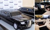 автомобиль Путина 3