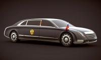 автомобиль Путина 8