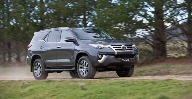 2017 Toyota Fortuner Review, Changes, Interior, Price, Photos