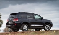 2015 Toyota Land Cruiser Facelift