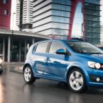 Chevrolet Aveo — Свой, даже если чужой