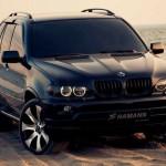 BMW X5 E53 — Начало большой истории