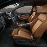Опель Инсигния рестайлинг 2014 — фото автомобиля и отзывы владельцев