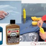 Видео-урок — Как закрасить царапину на машине?