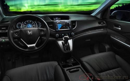 Хонда СРВ  отзывы владельцев автомобиля
