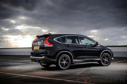 Хонда СРВ - технические характеристики автомобиля
