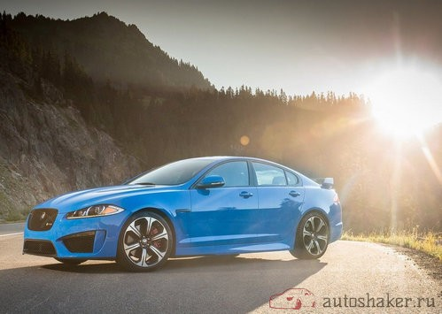технические характеристики Jaguar XF