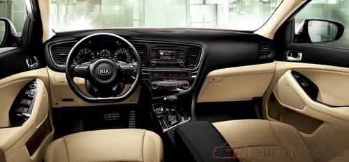 киа оптима технические характеристики автомобиля