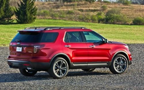 форд эксплорер отзывы владельцев