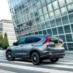 Honda CR-V (2015) – эффектный городской кроссовер