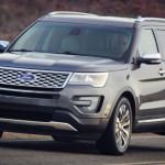 Форд Эксплорер 2016 — фото, видео и видео с тест-драйва