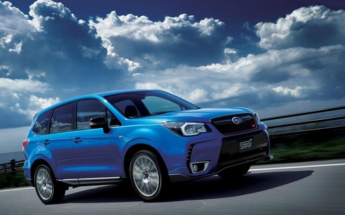 новый Subaru 2016