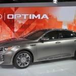 Представлена новая Kia Optima в Нью-Йорке