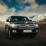 Сколько миллионов стоит Toyota Land Cruiser 200 2016?