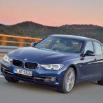 BMW 3 серии 2016 — Хищный силуэт.