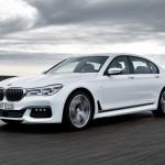 BMW 7 серии 2016-2017 — Самый инновационный седан.