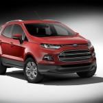 Форд Экоспорт 2016-2017 — Компактный американец