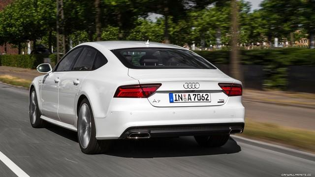 кузов спортбэк от Audi