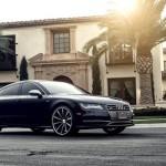 Audi A7 — Настоящий спортбэк