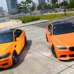 BMW M5 F10 — Что покажет заряженная 5-ка?