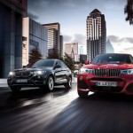 BMW X4 2016-2017 — Сила в движении