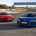 Audi R8 — Проверим болид на тесте