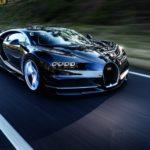 Bugatti Chiron — Самый быстрый гиперкар