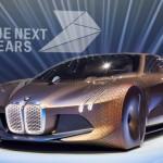 BMW Vision Next 100 — Планы на будущее начинаются сегодня