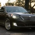 Hyundai Equus — S-класс ближе к земле