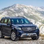 Mercedes GLS 2018 — Минимум изменений и максимум качества