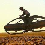 Ховербайк — Летающий мотоцикл (видео)