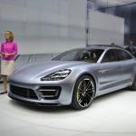 Порше Панамера 2017 — Новая модель премиального седана
