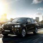 BMW X6 M: спортивная мощь премиум-класса