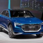 Audi Q6 E-tron 2018 — Электромобили наступают
