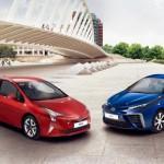 Тойота Приус 2016-2017 года — Электропрорыв