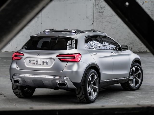 Benz GLA