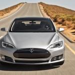 Тесла Модель S — Результат инвестиций Toyota и Mercedes