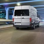 Фольксваген Крафтер 2017-2018 — Выбирай пассажирский и грузовой