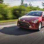Тойота Ярис 2017-2018 — Седан в поиске целевой аудитории
