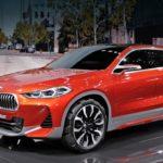 BMW X2 2017 — Новый сегмент, прежний драйв