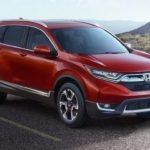 Honda CR-V 2017-2018 — 5 поколение внедорожника