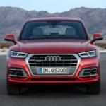 Ауди Q5 2017 — Новый автомобиль с большими амбициями
