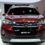 Хонда WR-V 2017 презентована в Бразилии