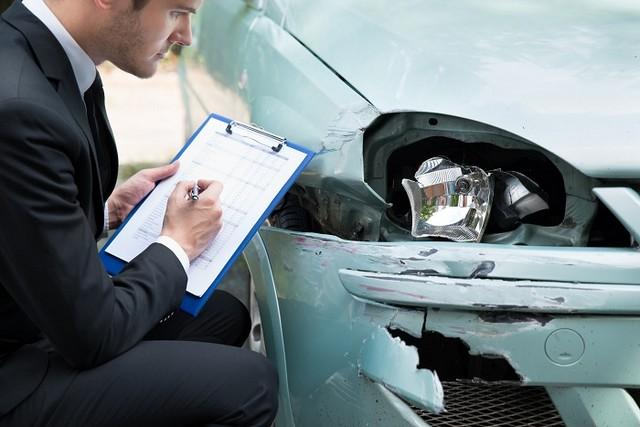Анализ повреждений авто