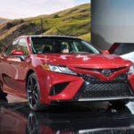 Тойота Камри 2018 — XV60 обещает эмоции